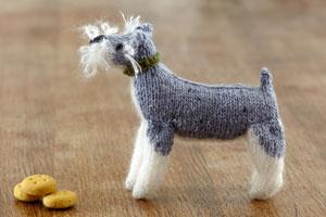 Knit dog 2