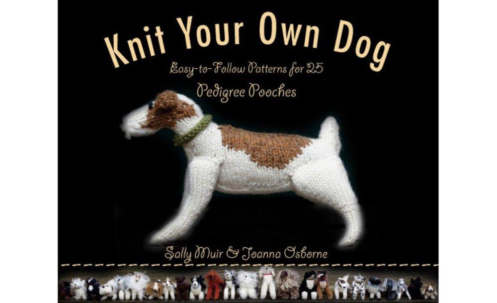 Knit dog